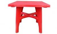 میز پلاستیکی مربع صبا کد 122