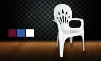 صندلی دسته دار صبا کد 134
